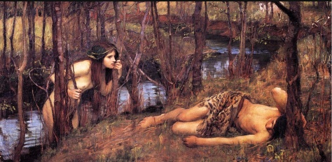 The Naiad - John Williams Waterhouse