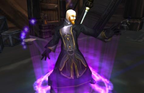 Vitus Darkwalker rocking the optics...