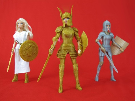 barbie armor