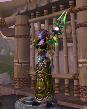 The Green Mage