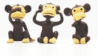 monkeys evil