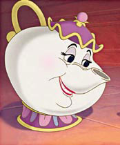 Mrs. Potts IS Angela Lansbury!