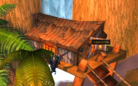"""I vote """"Best Pun In Azeroth."""" Charles Dickens would approve."""