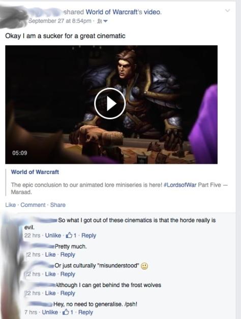evil horde?