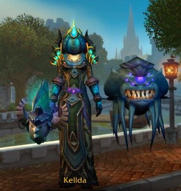 Kellda blue