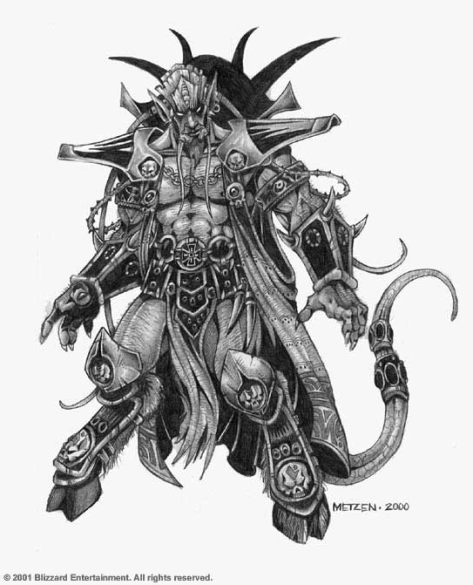 Eredar Warlock