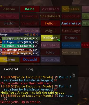 Oh Hellfrost...you jokester!