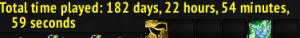 189 days